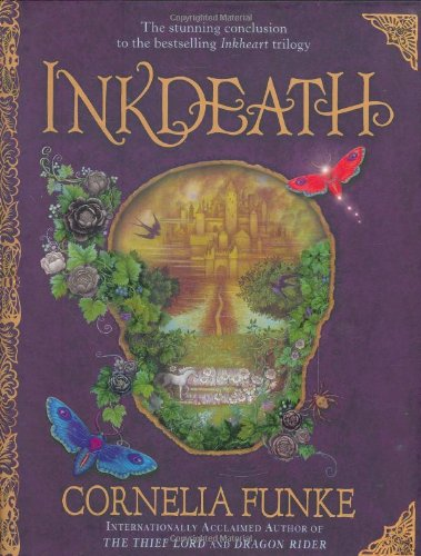Inkdeath (Inkheart Trilogy) book cover