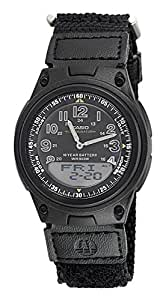 Casio Youth Analog digital Multi Color Dial Unisex Watch   AW 80V 1BVDF  AD126  available at Amazon for Rs.2595
