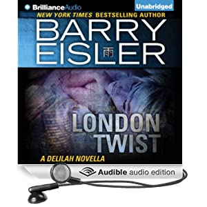 London Twist: A Delilah Novella (Unabridged)