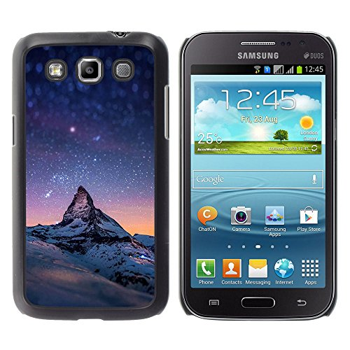 CycloneCases / Protection Back Case Cover / SAMSUNG GALAXY WIN / Mountain Peak Stars Tilt Shift (Win Peaks compare prices)