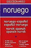 Dº Noruego   NOR-ESP / ESP-NOR (DICCIONARIOS)