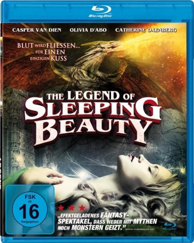 The Legend of Sleeping Beauty - Dornröschen [Blu-ray]