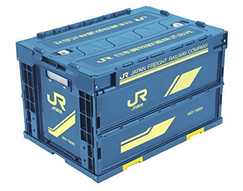 JR貨物【18D形】折りたたみコンテナ