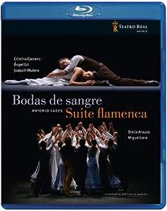 Gades Bodas De Sangre Flamenca Teatro Real Tr97008bd Blu-ray from Teatro Real