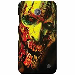 Nokia Lumia 630 Back cover (Printland)