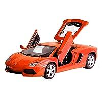 Lamborghini Aventador 1:32 Alloy Diecast Model Car Remote Radio Controlled Cars Vehicles Super Sports Car Rc Car,Multicolor-ashdown