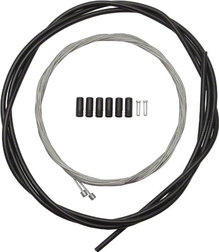 Shimano Road Shift Cable and Housing Set (Black) (Cable Housing Bicycle compare prices)