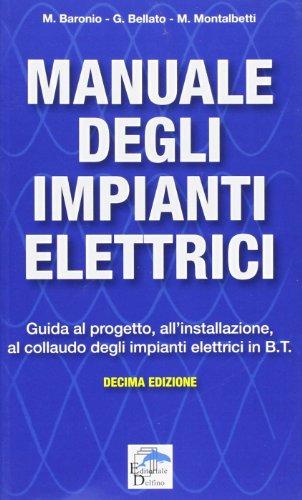 Manuale degli impianti elettrici
