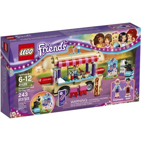 LEGO Friends 41129 Amusement Park Hot Dog Van