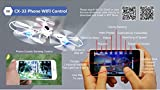 Creazy-Cheerson-CX-33-24G-4CH-6-Axis-3D-Flip-With-High-Hold-Mode-RC-Tricopter