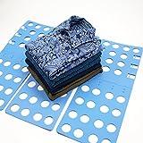 Huji® Adjustable Magic Fast Folder Clothes T-shirts Folding Board (1)