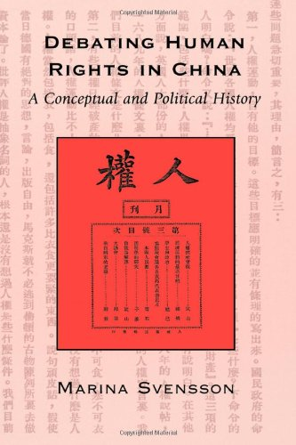Debating Human Rights in China: A Conceptual and...