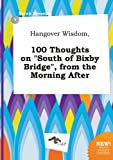 img - for Hangover Wisdom, 100 Thoughts on 