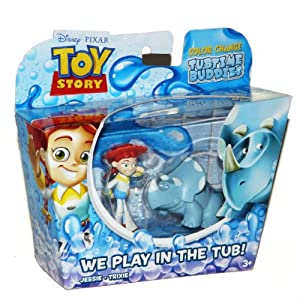 Toy Story Colour Splash Buddies 2 Pack - Jessie and Trixie