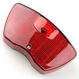 Fahrrad Rücklicht LED Reflektor rot Fahrradleuchte Beleuchtung Picture