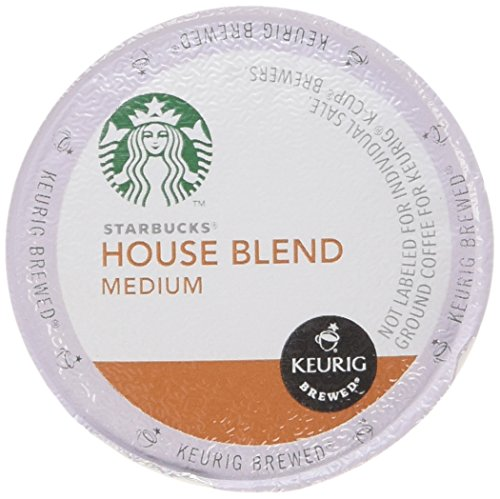 Starbucks House Blend, K-Cup for Keurig Brewers, 16 Count (K Cup Starbucks Coffee compare prices)