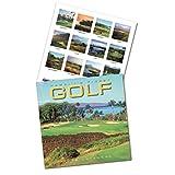 Hawaii's Finest Golf 2016 Deluxe Wall Calendar