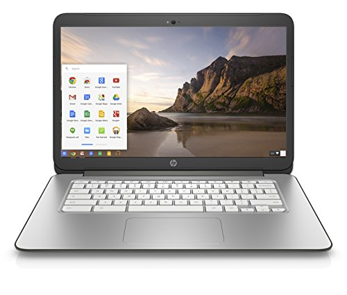 HP Chromebook 14 - New Version (Snow White)