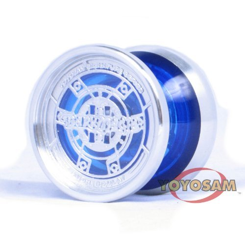 YoYoJam Dark Magic 2 Yo-Yo (Colors Vary) by YoYoJam