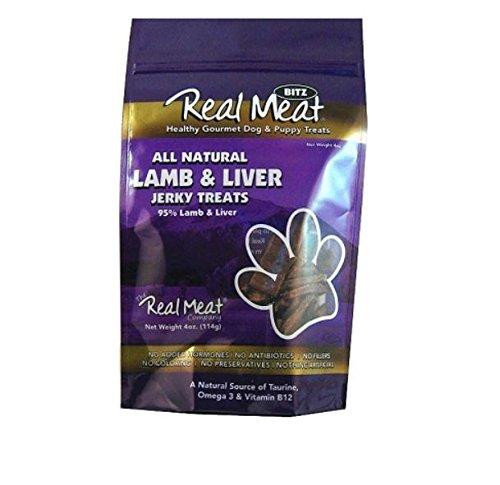 Artikelbild: Canz Echtem Fleisch Ruckartige Gesunde Katze Und Hund Belohnung Behandelt Lamm Und Leber 113 G