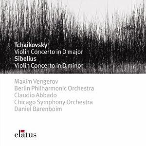 Tchaikovsky: Violin Concerto in D major & Sibelius: Violin Concerto in D minor
