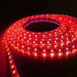RED LED CAR STRIP UNDER LIGHT NEON FO...