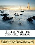 Bulletin of the Speaker
