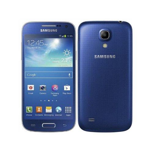 Samsung Galaxy S4 Mini I9195 - Factory Unlocked - International Version - LTE/4G  Blue
