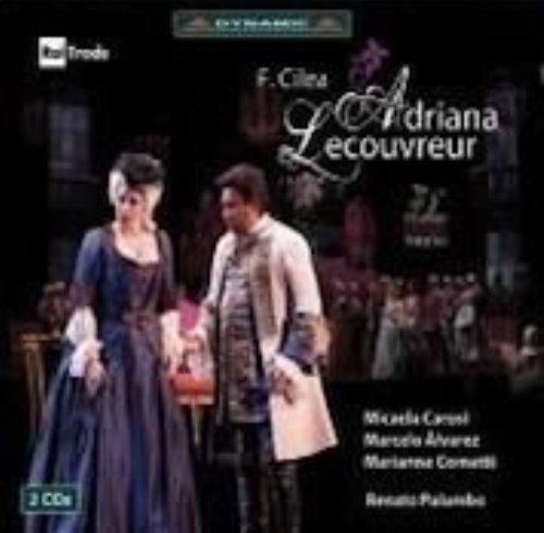Adriana Lecouvreur -  Francesco Cilea -CD