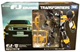 TOYOTA FJ Cruiser X Transformers Optimus Prime