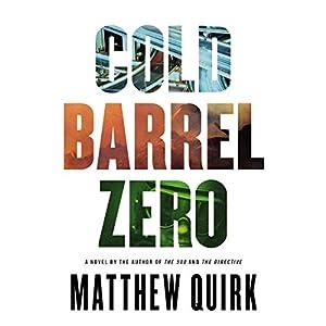 Cold Barrel Zero Audiobook