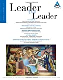 Leader to Leader (LTL), Spring 2013 (J-B Single Issue Leader to Leader) (Volume 68)