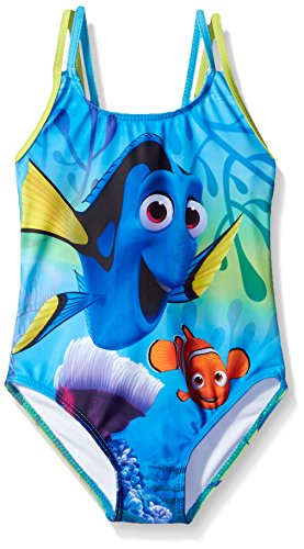 Disney Girls' Finding Dory Swimsuit