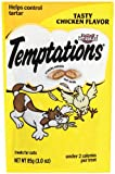 Case of 12 - Whiskas Classic Temptations - Tasty Chicken - 3 oz