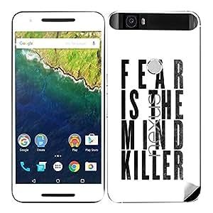 Theskinmantra Killer fear Huawei Nexus 6P mobile skin