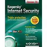 Kaspersky Internet Security 7.0 (2 Postes, 1 an)par Kaspersky