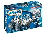 Eitech 00084 - Metallbaukasten Starter-Set - Forstfahrzeuge