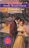 img - for A Scandalous Suggestion (Signet Regency Romance) book / textbook / text book
