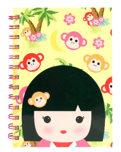 Kids Preferred Kimmidoll Junior Medium Notebook, Leila