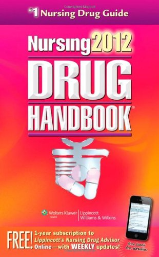 Nursing2012 Drug Handbook with Online Toolkit (Nursing...