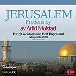 Reiseskildring - Jerusalem [Travelogue - Jerusalem]: Fredens by | Arild Molstad