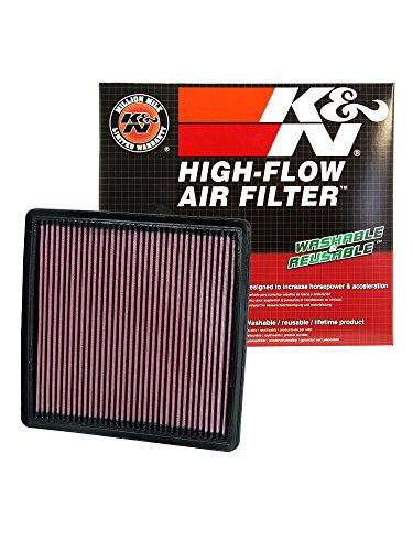 K&N 33-2385 High Performance Replacement Air filters (2014 Ford F150 Air Filter compare prices)