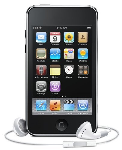 Apple iPod touch 64GB (Launched Sept 2009)