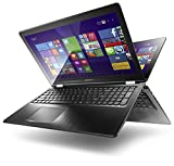"Lenovo Flex 3-1580 14"" Convertible Notebook, HD Touchscreen, Intel Core i5-6200U 2.3GHz Dual-Core, 128GB Solid State Drive, 4GB DDR3, 802.11ac, Bluetooth, Win10Pro"