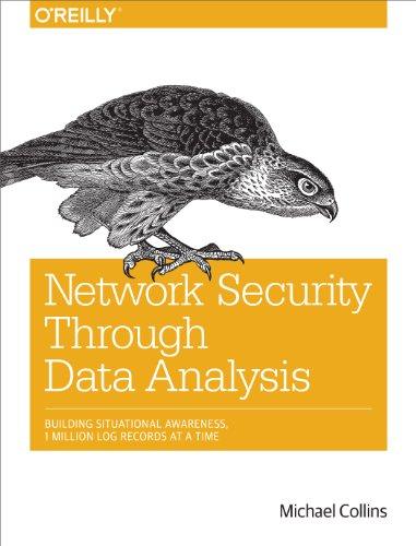 Network Security Through Data Analysis: Building Situational Awareness front-511394