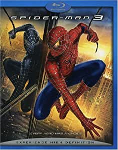 Spider-Man 3 [Blu-ray] (2007)