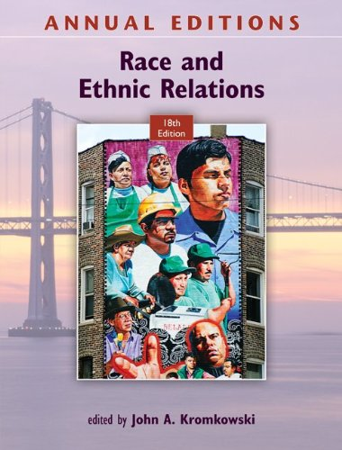 Annual Editions: Race and Ethnic Relations, 18/e