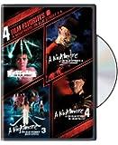 4 Film Favorites: Nightmare on Elm Street 1-4 [Import]