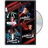 4 Film Favorites: Nightmare on Elm Street 1-4 (A Nightmare on Elm Street, Nightmare on Elm Street 2: Freddie's Revenge, Nightmare on Elm Street 3: Dream Warriors, Nightmare on Elm Street 4: The Dream Master) ~ Robert Englund