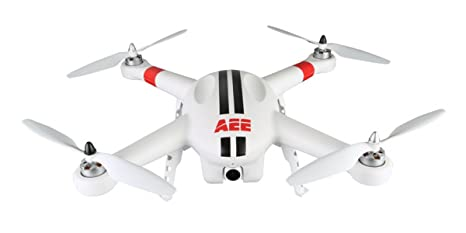 AEE Multicopter Toruk AP10, FullHD mpx, Live-View, Gashebel Mode 2: (gauche)